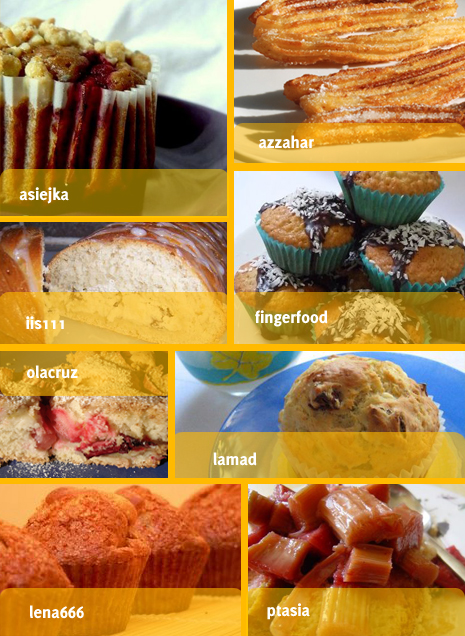 sniadania majowe Ciasta