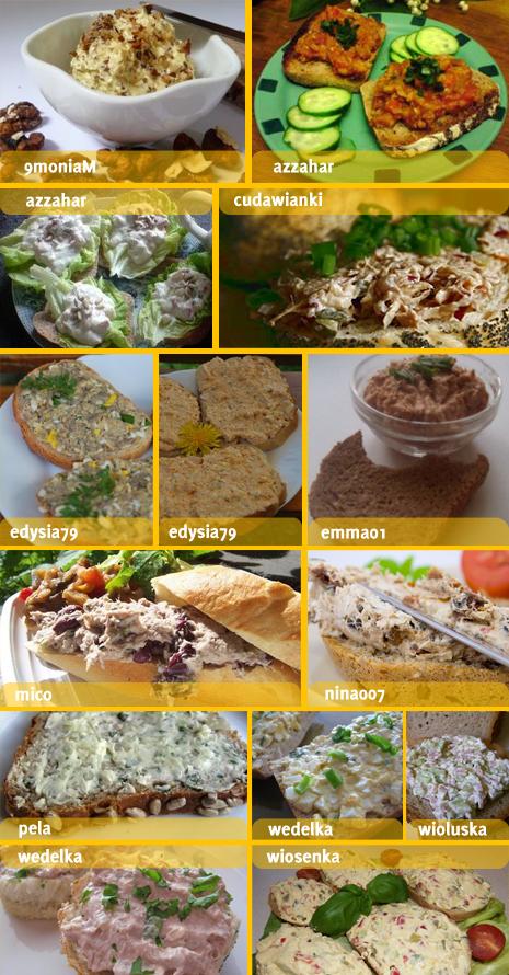 sniadania majowe pasty